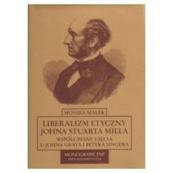Liberalizm etyczny Johna Stuarta Milla Małek