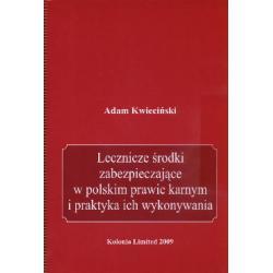 Lecznicze środki zabezpieczające w polskim prawi