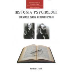 Historia psychologii Orientacje, Szkoły, Kierunki