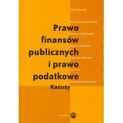 Prawo finansów publicznych i prawo podatkowe