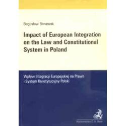 Impact of European Integration on the Law and Cons