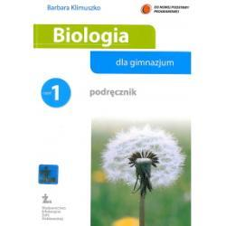 Biologia dla gimnazjum. Podręcznik cz. 1