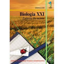 Biologia XXI Zadania dla ucznia gimnazjum. Część 1.