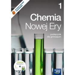"""""""Chemia Nowej Ery"""" Podręcznik z płytą CD-ROM, cz. 1."""