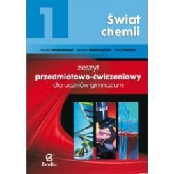 Świat chemii. Ćwiczenia cz. 1