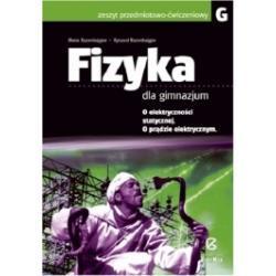 Fizyka dla gimnazjum. Ćwiczenia cz. G