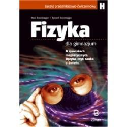 Fizyka dla gimnazjum. Ćwiczenia cz. H