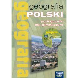 Geografia dla gimnazjum. Geografia Polski. Podręcznik + CD-ROM.