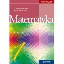 Matematyka 1. Podręcznik. Stara podstawa programowa