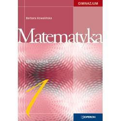 Matematyka 1. Zbiór zadań. Stara podstawa programowa