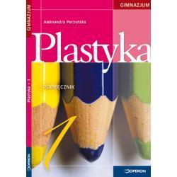 Plastyka 1. Podręcznik. Stara podstawa programowa