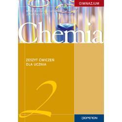 Chemia 2. Zeszyt ćwiczeń. Reforma 2009