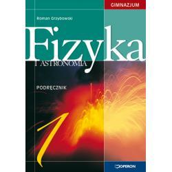 Fizyka i astronomia 1. Podręcznik.