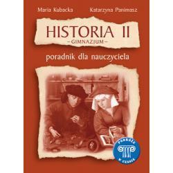 Historia II. Gimnazjum. Podróże w czasie. Poradnik dla nauczyciela