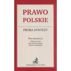 Prawo polskie próba syntezy Guz Głuchowski