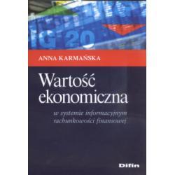 Wartość ekonomiczna Anna Karmańska