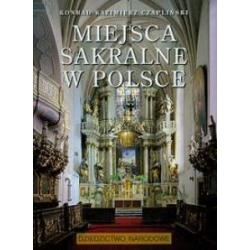 1 Miejsca sakralne w Polsce Czapliński Konrad