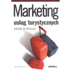Marketing usług turystycznych Wyd 2 Oleksiuk