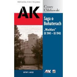 1 SAGA O BOHATERACH WACHLARZ IX 1941 - III 1943