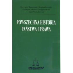 Powszechna historia państwa i prawa Krasowski