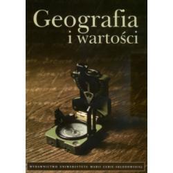 Geografia i wartości Grzegorz Janicki