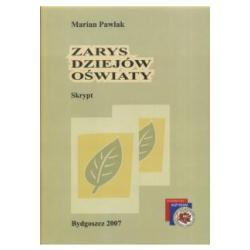 Zarys dziejów oświaty Marian Pawlak