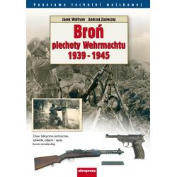 1 BROŃ PIECHOTY WEHRMACHTU 1939-45 Wolfram
