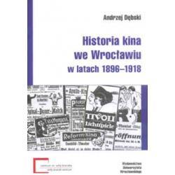 Historia kina we Wrocławiu w latach 1896-1918
