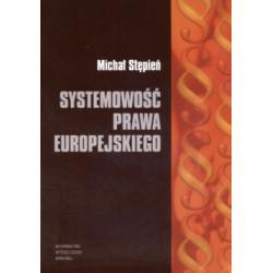 Systemowość prawa europejskiego Stępień