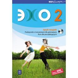 Echo 2 Podręcznik z ćwiczeniami