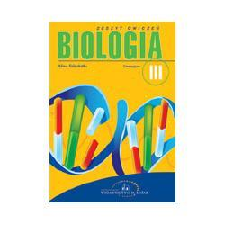 Biologia - Zeszyt ćwiczeń dla klasy 3 gimnazjum