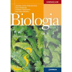 Biologia 3. Podręcznik. Stara podstawa programowa