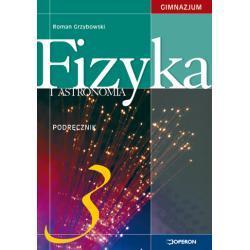 Fizyka i astronomia 3. Podręcznik.
