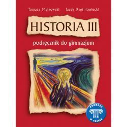 Historia III. Podróże w czasie. Podręcznik do gimnazjum
