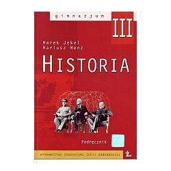 Historia. Podręcznik dla uczniów klasy III gimnazjum