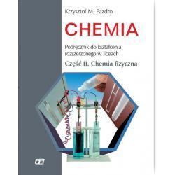 Chemia. Część II. Chemia fizyczna