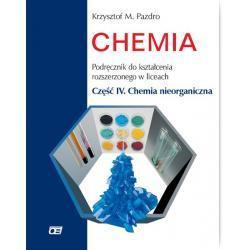 Chemia. Część IV. Chemia nieorganiczna