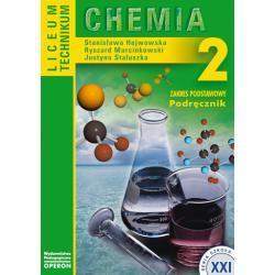 Chemia 2. Chemia organiczna. Podręcznik. Zakres podstawowy