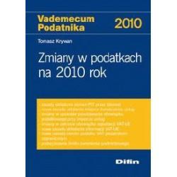 Zmiany w podatkach na 2010 rok - Zasady składania