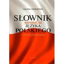 Słownik minimum języka polskiego - Z zaryzem gra