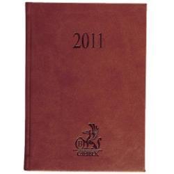 Kalendarz prawnika 2011 - Podręczny r.2010
