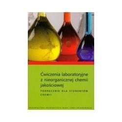 Ćwiczenia laboratoryjne z nieorganicznej chemii j