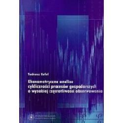 Ekonometryczna analiza cykliczności procesów gos