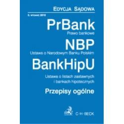Prawo bankowe. Ustaw o Narodowym Banku Polskim. Us
