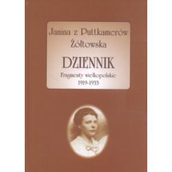 Dziennik  Fragmenty wielkopolskie 1919-1933  r.200