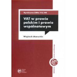 VAT w prawie polskim i prawie wspólnotowym - Dyre