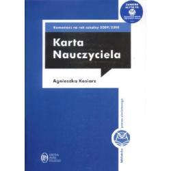 Karta nauczyciela - Komentarz na rok szkolny 2009/