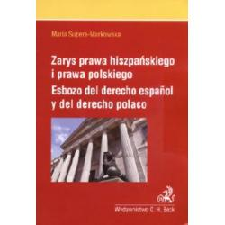 Zarys prawa hiszpańskiego i prawa polskiego