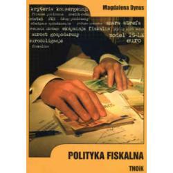 Polityka fiskalna  r.2007