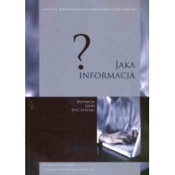 Jaka Informacja?  r.2009